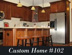 Custom Home #102