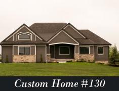 Custom Home #130