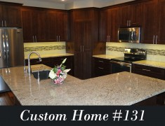 Custom Home #131