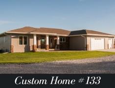 Custom Home #133