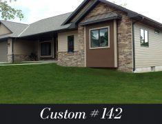 Custom Home #142