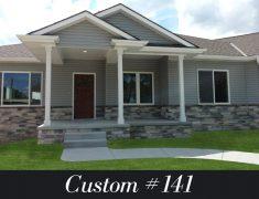 Custom Home #141