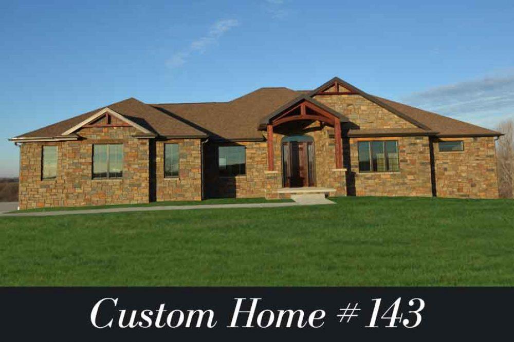 Custom Home #143